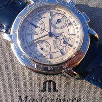 """Maurice Lacroix MASTERPIECE Chronograph """"Reserve de Marche"""""""