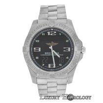 Breitling Authentic Men's Aerospace E79362 Titanium Quartz