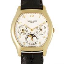 Patek Philippe Mens Automatic Perpetual Calendar Watch 5040J