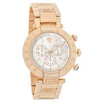 Versace Reve Series Ladies Rose Gold Swiss Quartz Watch VQZ100015