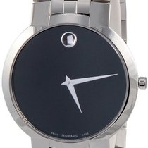 Movado Men's 606234 Faceto Stainless-steel Bracelet Watch