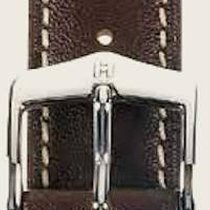 Hirsch Uhrenarmband Heavy Calf braun L 01475010-2-26 26mm