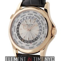 Patek Philippe Complications World Time 18k Rose Gold 40mm...