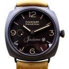 Panerai PAM 504 Radiomir Composite 3 Days Men's 47mm Brown...