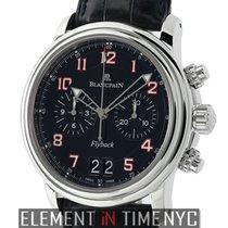 Blancpain Leman  Flyback Chronograph Peking To Paris XXX/134...