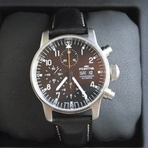 Fortis Flieger Chronograph Automatik NEW FULL SET