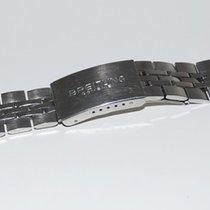 Breitling Vintage Stahlband 19 mm