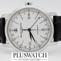 Baume & Mercier Classima Executives GMT XL 8462 2016 42MM...