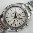 Omega Speedmaster Broad Arrow Co-Axial GMT Chronograph -...