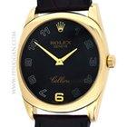 Rolex 18k yellow gold Cellini Danaos