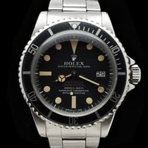 """Rolex Sea Dweller """"Double Red"""""""
