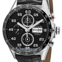 TAG Heuer Carrera Day Date Automatic Chronograph 43mm cv2a1r.f...