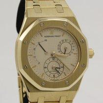 Audemars Piguet Royal Oak Dual Time in 18K yellow gold - 37mm...