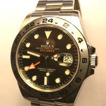 Rolex Explorer II Acciaio