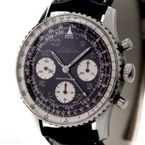 Breitling Vintage Navitimer Cosmonaute 24H Chronograph Ref-809...