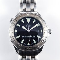 Omega Seamaster 300m 41mm Americas Cup Limited Edition Automatic