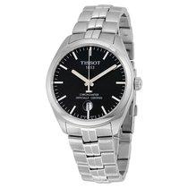 Tissot PR 100 COSC Black Dial Mens Watch T1014511105100