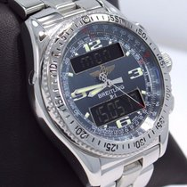 Breitling Professional B1 A68362 Stainless Steel Chronograph...