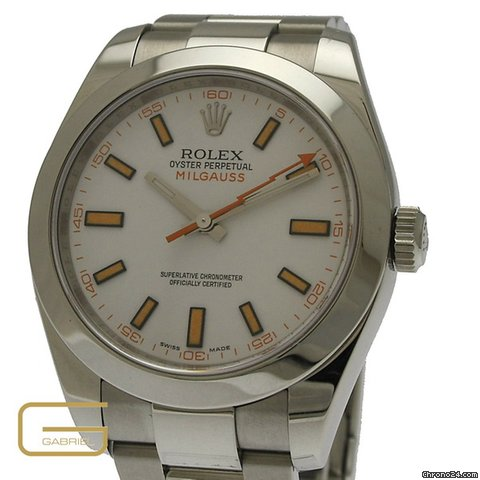 Rolex Milgauss NP 6.200,- &amp;euro;