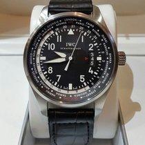 IWC Pilot's Watch World Timer