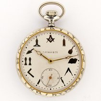 Tiffany Masonic Vintage