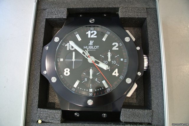 Hublot Big Bang Wall Clock For 9 677 For Sale From A