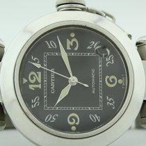 Cartier Pasha Automatic C35 Ref. 2324 Damenuhr von ca. 2002