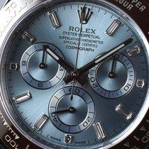 롤렉스 (Rolex) [NEW] Daytona Ice Blue Platinum Diamond 116506-78596