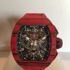 Richard Mille Rm 11 Red Carbon NTPT