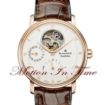 Blancpain Villeret Automatic Tourbillon with Perpetual Date...