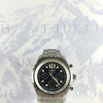 Breitling chronospace automatic chronograph