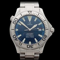 Omega Seamaster Stainless Steel Gents 2255.8