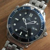 Omega Seamaster Blue Bond Professional Diver 41mm Quartz 300m