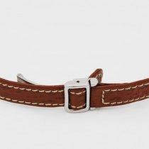 Ebel Lederband mit Faltschliesse 15 mm