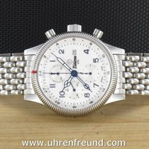Tutima Grand Classic Chronograph UTC 781-26 from 2014, Box,...