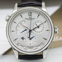 Jaeger-LeCoultre 142.84.21 Master Geographic SS 39MM UNWORN...