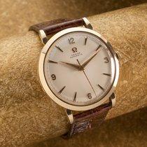 Omega Vintage dress watch 9ct gold Denison case