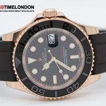 Rolex Yachtmaster 40MM Rose Gold