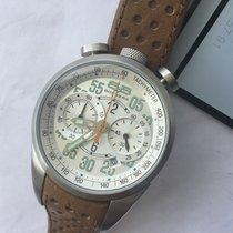 Bomberg 1968 Quartz Chronograph Mens Watch Ns39chss.s10.1.lbe...