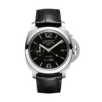 Panerai Luminor 1950 8 Days GMT Acciaio  PAM00233 manual...