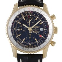 Breitling Navitimer World Mens Automatic Watch h2432212/b852-2CD
