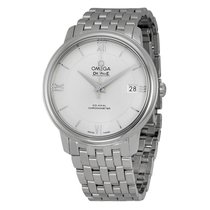 Omega Prestige Co-Axial Automatic Stainless Steel Mens Watch...