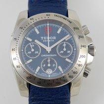 Tudor Chronograph, Chronautic, blue