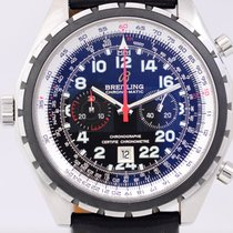 Breitling Navitimer Chrono-Matic Limited Cosmonaute 24H black...