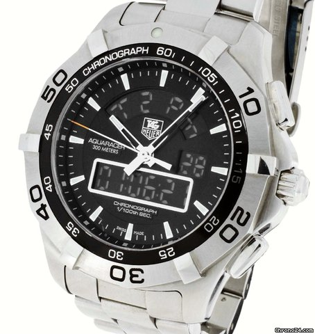 TAG Heuer Aquaracer Chronograph