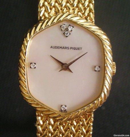 Audemars Piguet 18K Yellow Gold