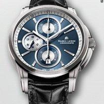 Maurice Lacroix Pontos Chronograph Blue Dial