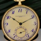 Vacheron Constantin Manual Winding Small Seconds 18k Yellow Gold