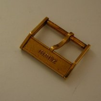 Zenith pink gold plated buckle 16 mm, vintage ancient model NOS