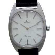 Omega Vintage Geneve manual hand winding Wristwatch